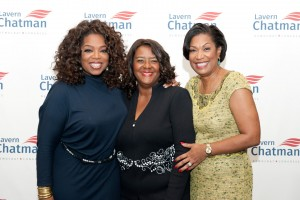 Oprah, Angela and Lavern, 2